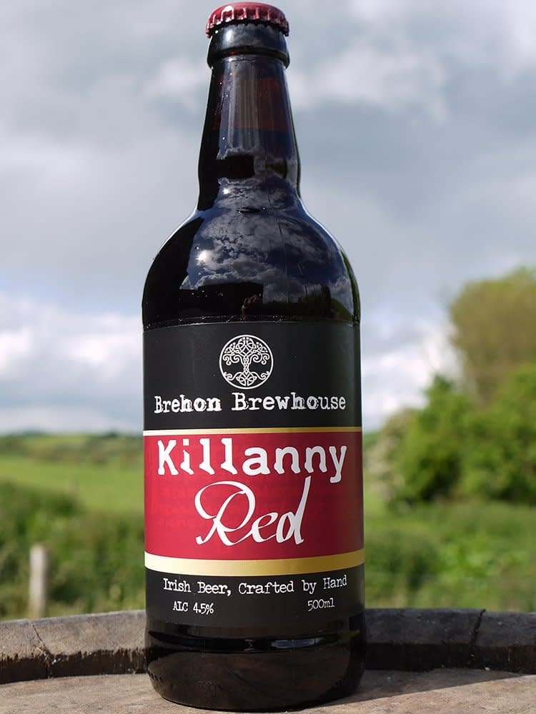 Killanny red_bottle