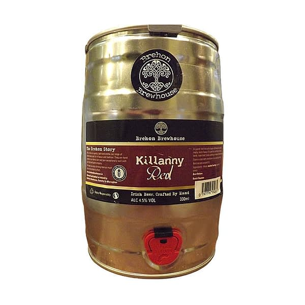Killanny Red_keg