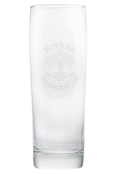 Brehon Brewhouse Pint Glass