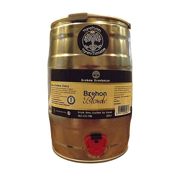 Brehon Blonde_keg