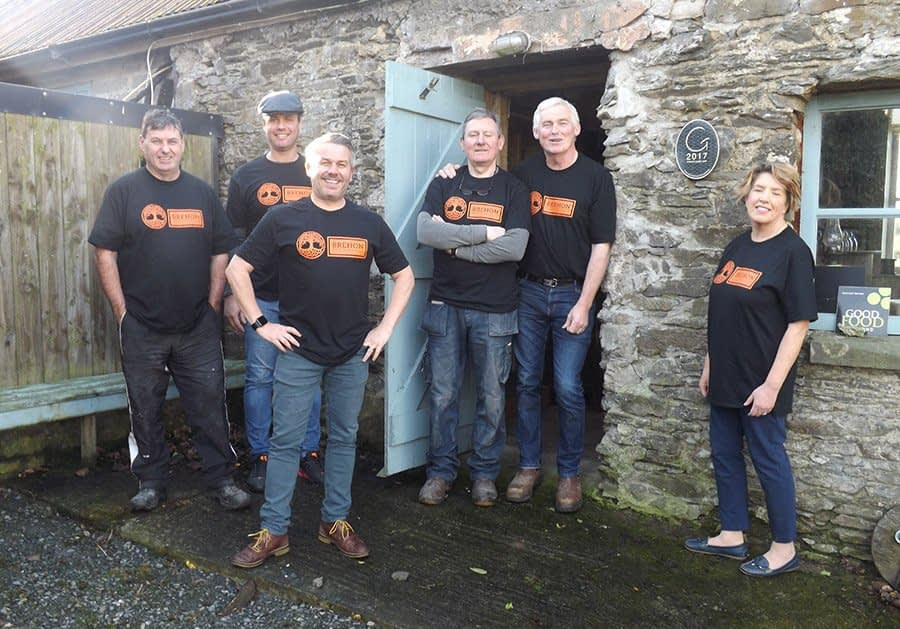 Brehon Brewhouse Team